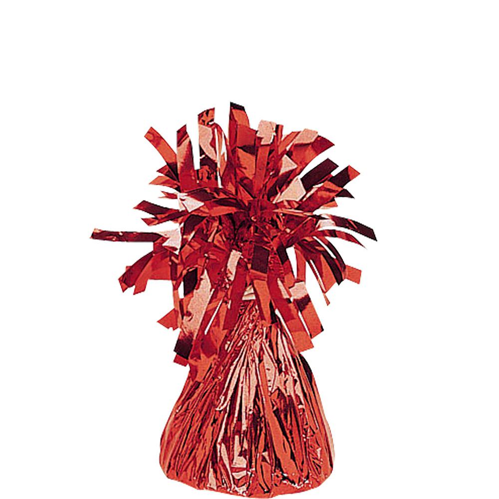 Gold & Red Balloon Kit Image #2