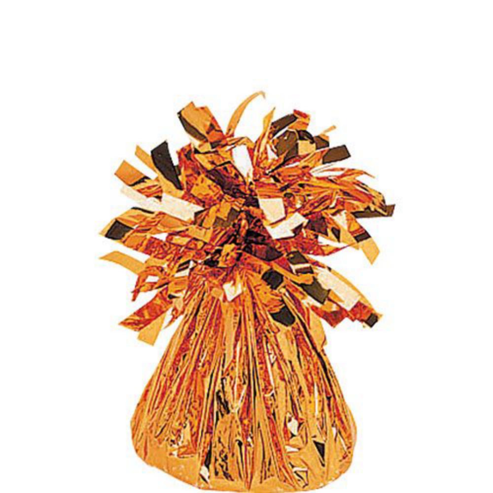 Black & Orange Balloon Kit Image #2