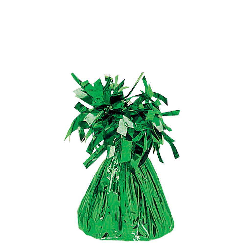 Green & White Balloon Kit Image #2