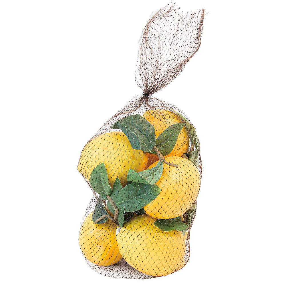 Faux Lemons 8ct Image #1