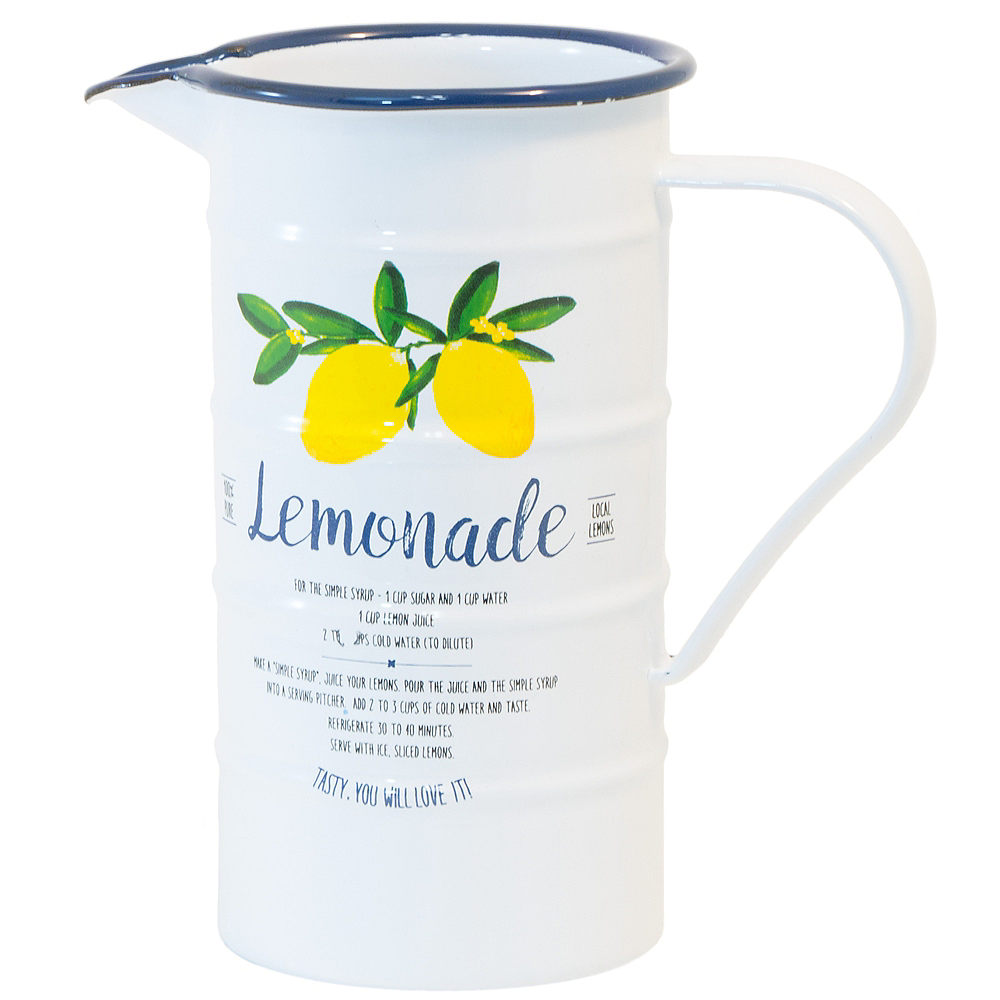 Lemonade Pitcher Image #1