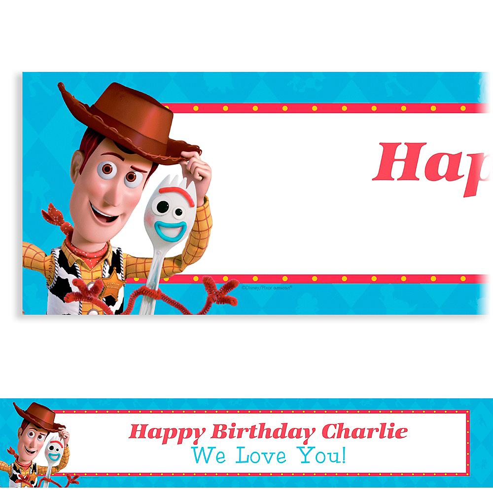 Custom Toy Story 4 Banner Image #1