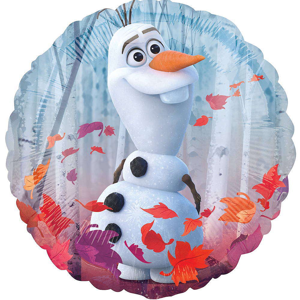 Nav Item for Frozen 2 Balloon Image #2