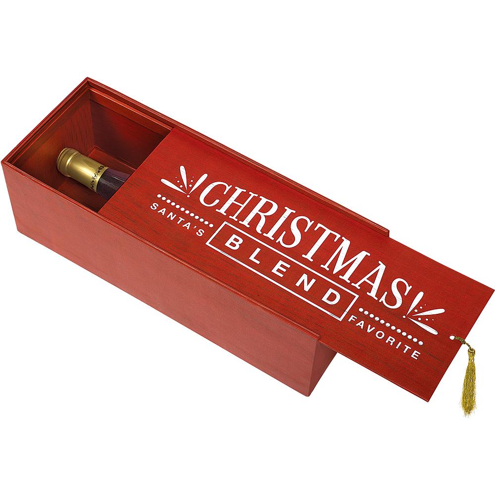 Christmas Blend Wine Box Image #1
