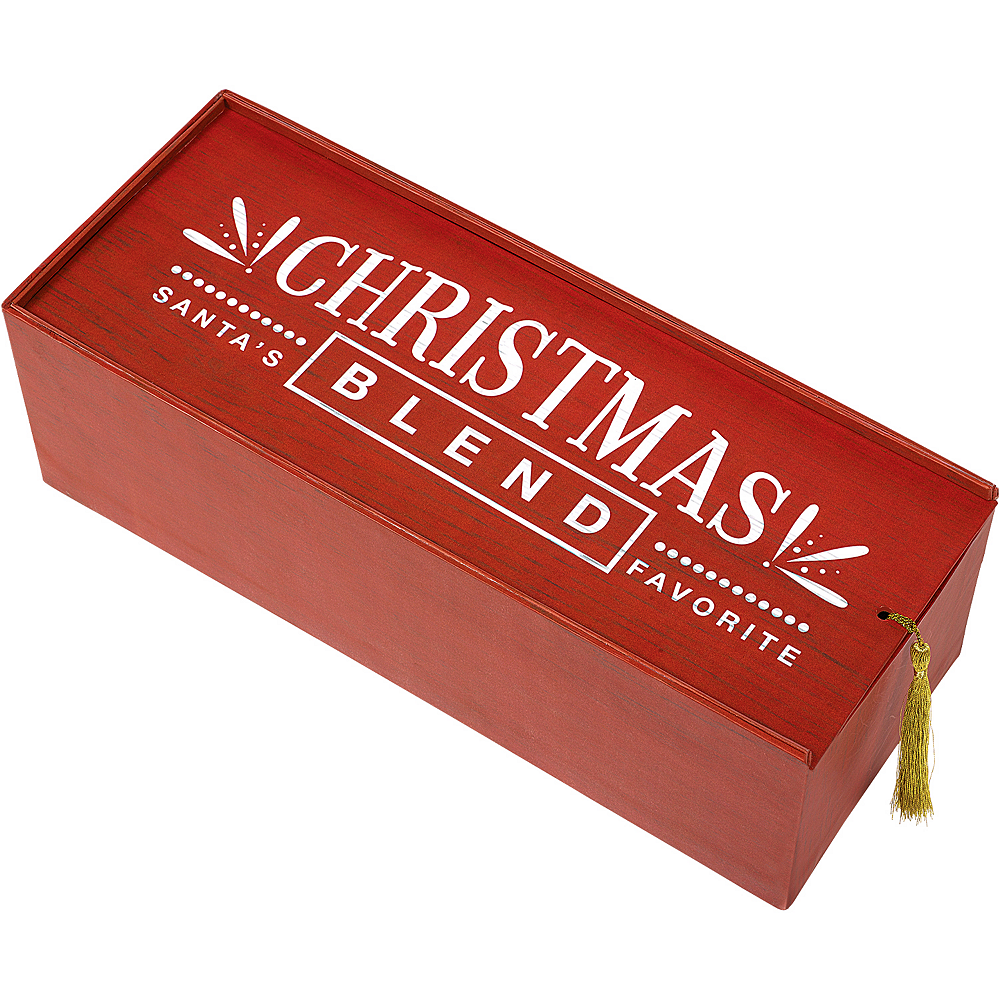Christmas Blend Wine Box Image #2