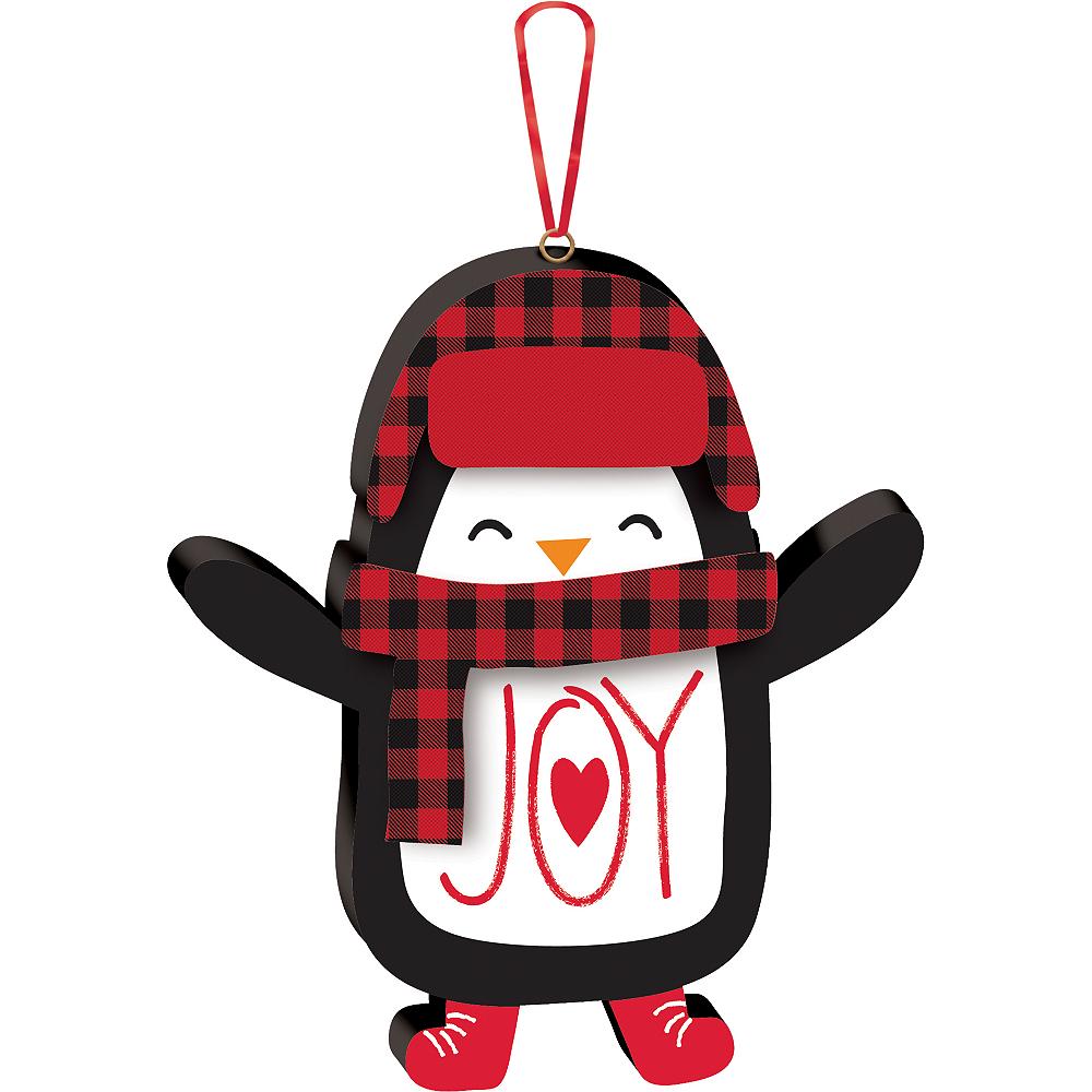 Mini Penguin Ornament Image #1