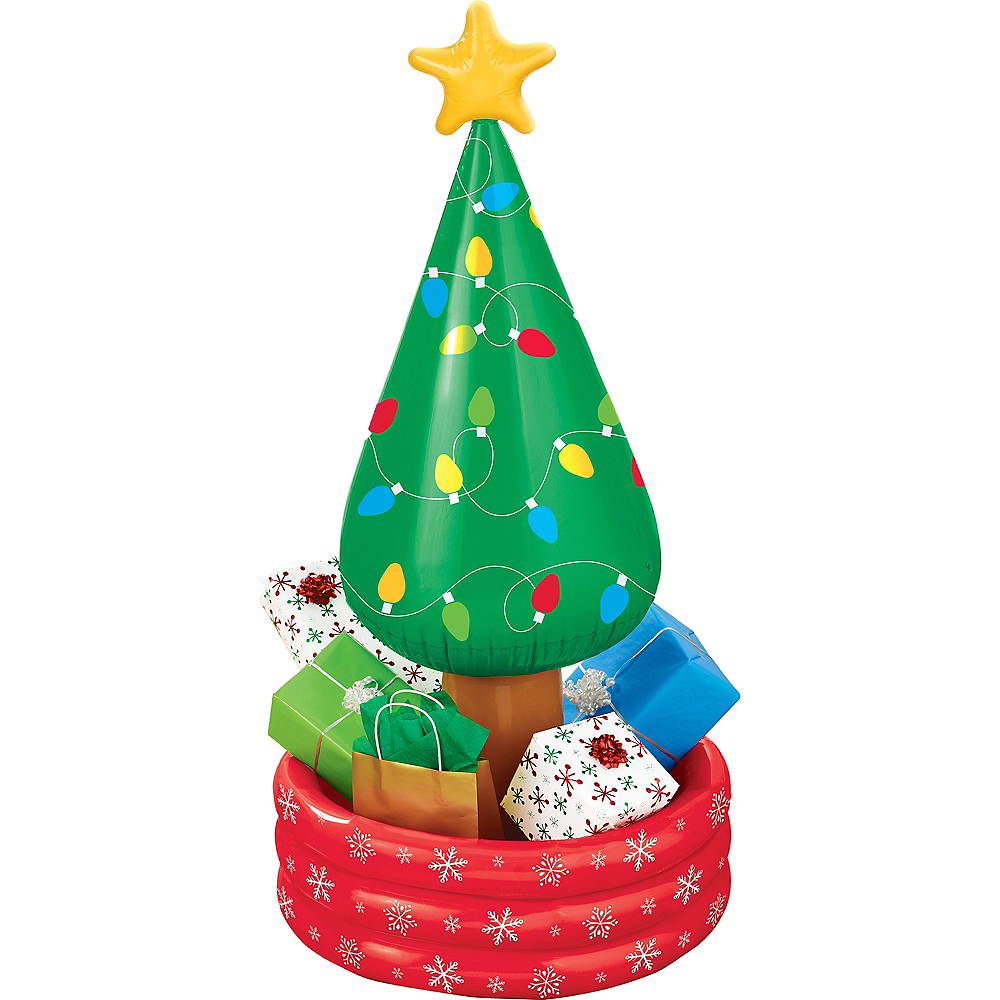 Inflatable Christmas Tree Image #1