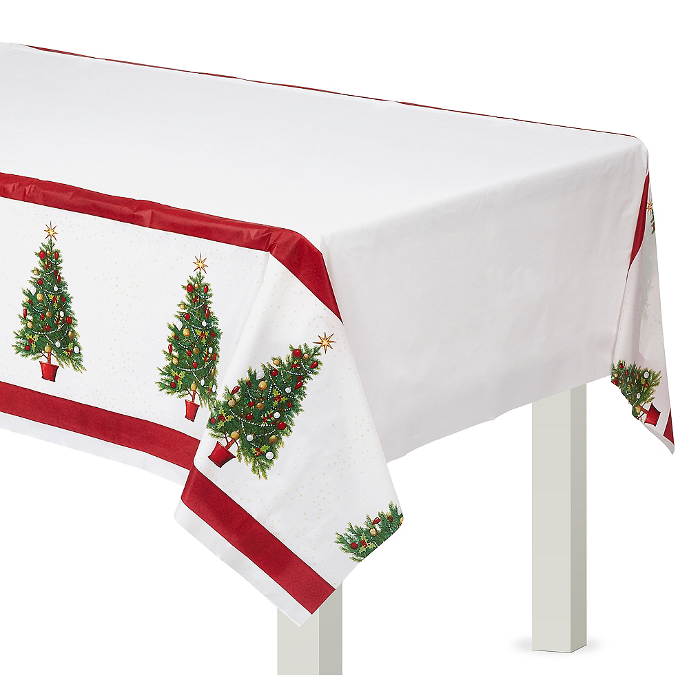 Oh Christmas Tree Table Cover Image #1