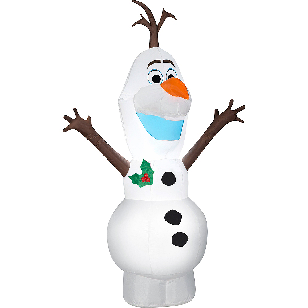 Olaf Inflatable - Frozen Image #1