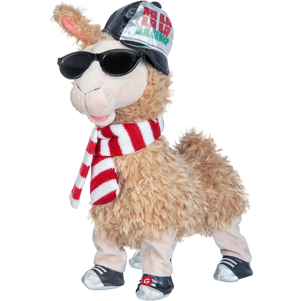 Nav Item for Animated Rapping Llama Image #1