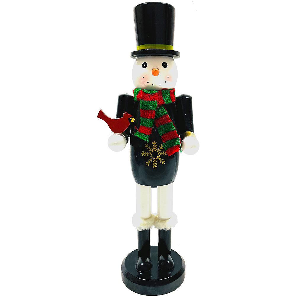 Snowman Nutcracker Image #1