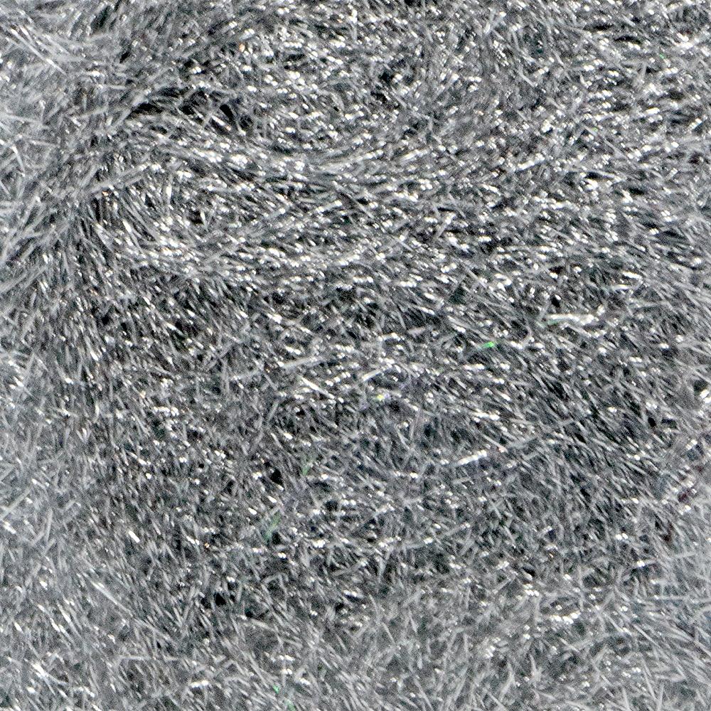 Metallic Silver Shreds Image #1