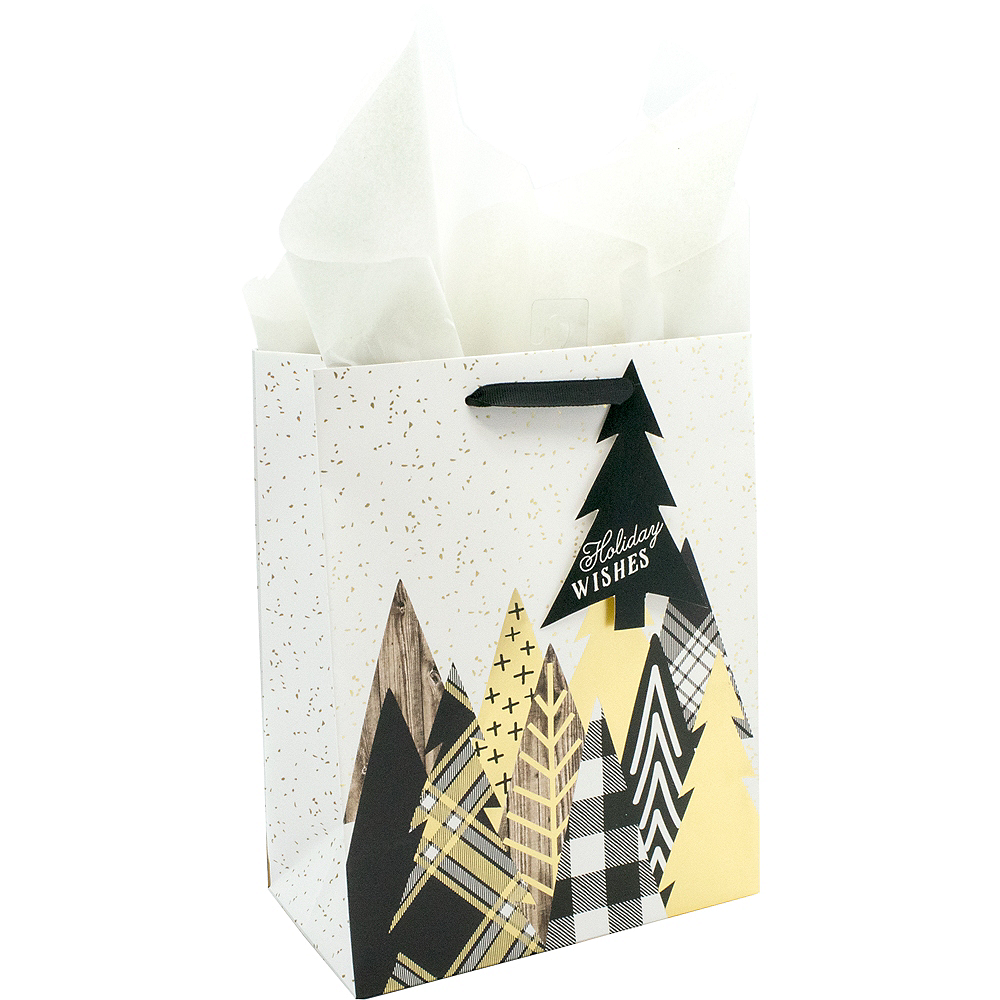 Holiday Wishes Gift Bag Set Image #1