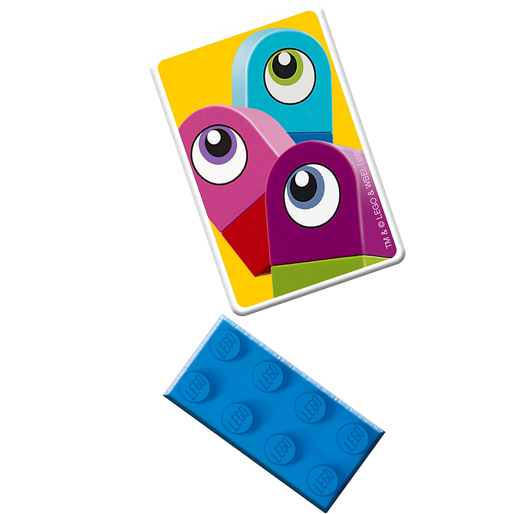 Lego Movie 2: The Second Part DUPLO Invaders Erasers 2pc Image #1