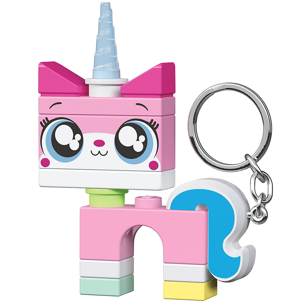Light-Up Unikitty Keychain - Lego Movie 2: The Second Part Image #1