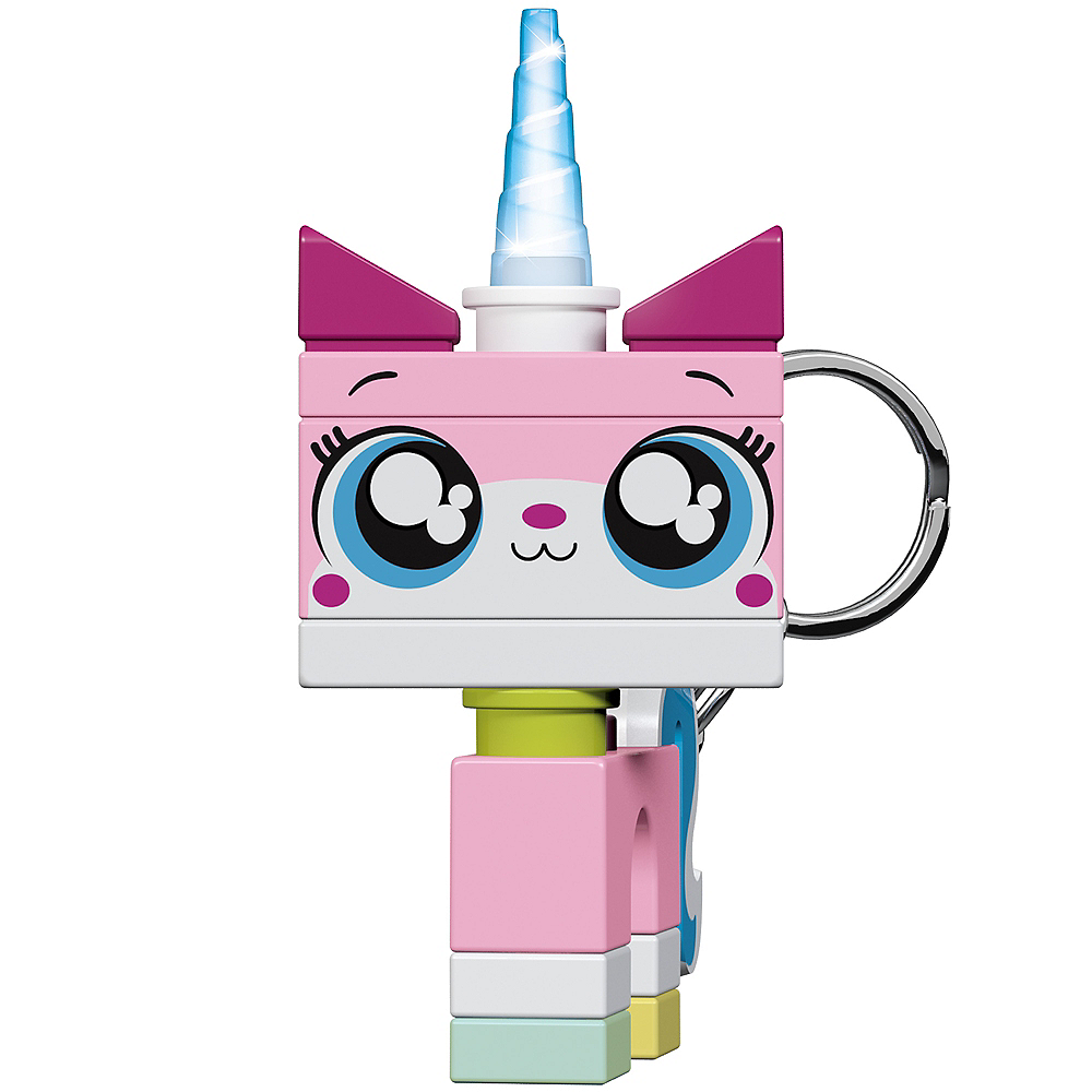 Light-Up Unikitty Keychain - Lego Movie 2: The Second Part Image #2