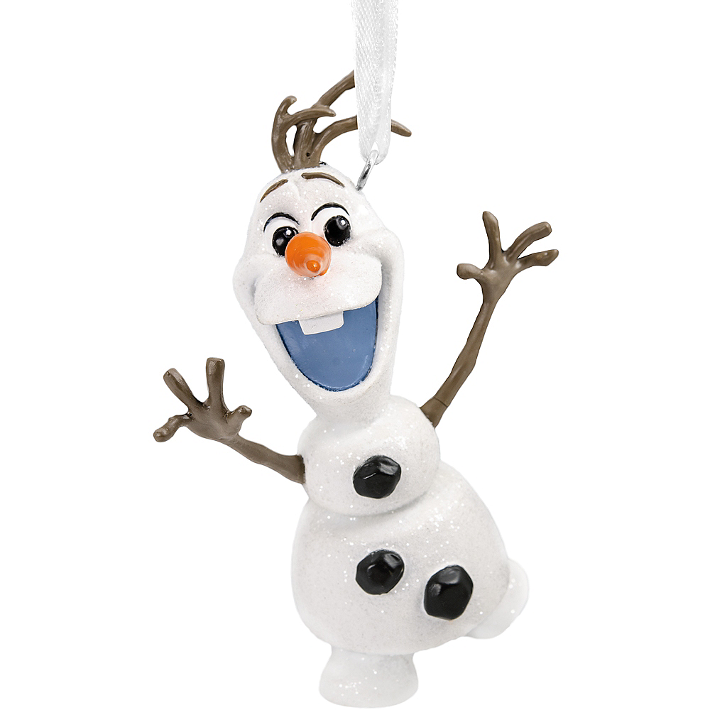 Olaf Ornament - Frozen 2 Image #1
