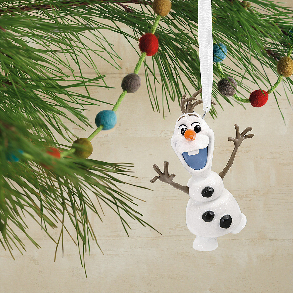 Olaf Ornament - Frozen 2 Image #2