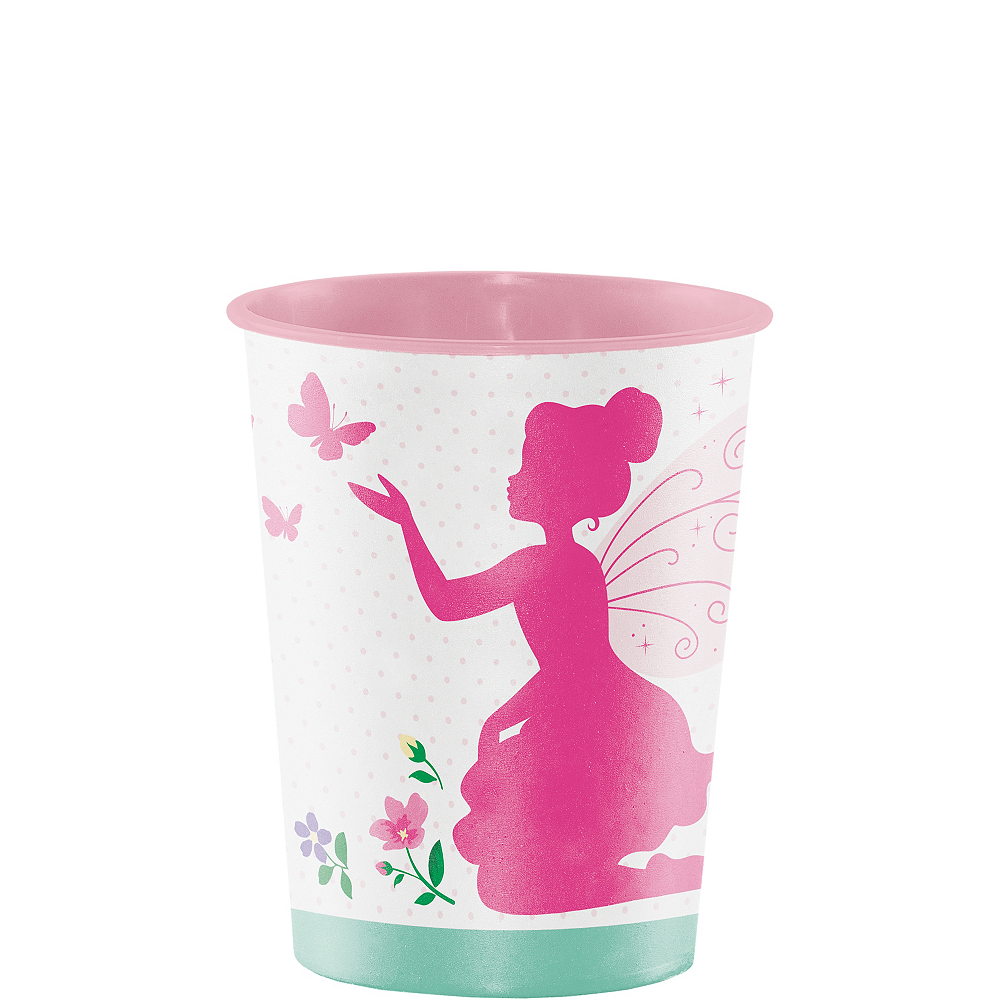 Nav Item for Floral Fairy Favor Cup Image #1
