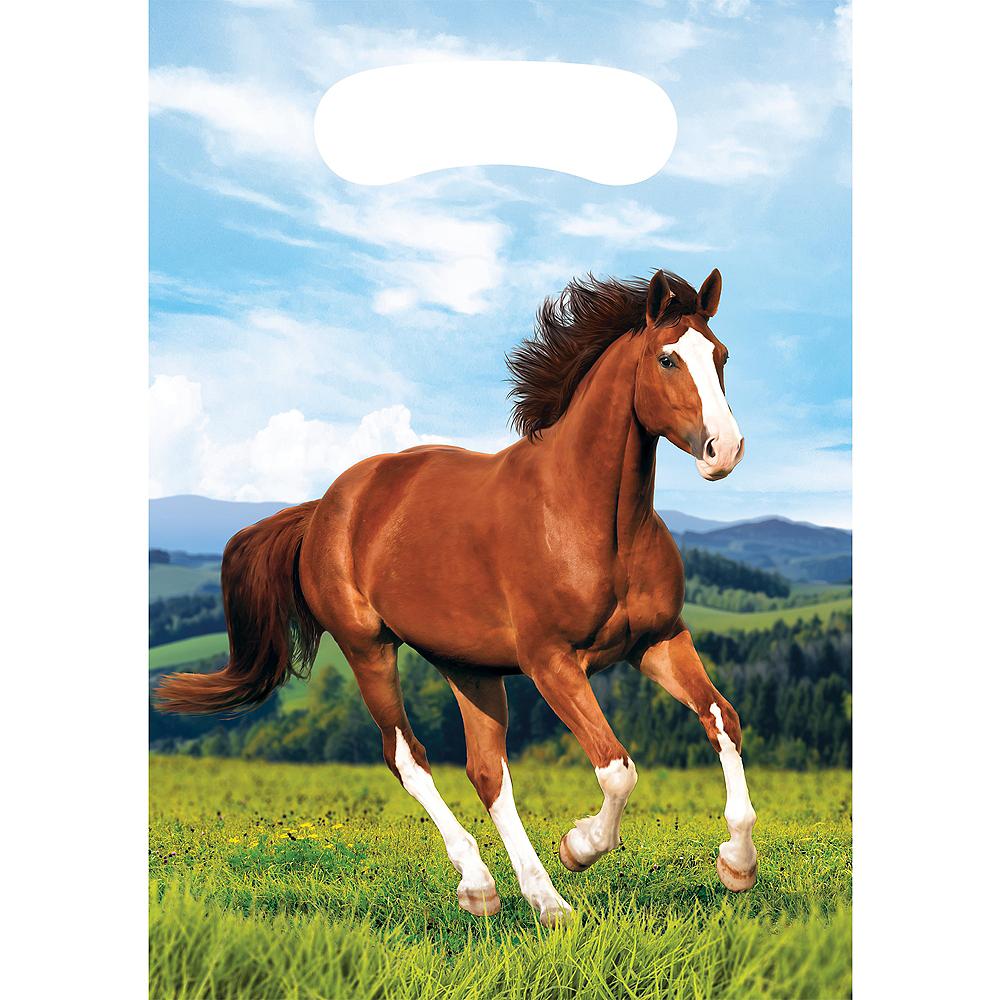 Wild Horse Favor Bags 8ct Image #1