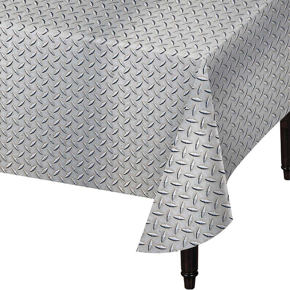 Diamond Plate Table Cover Image #1