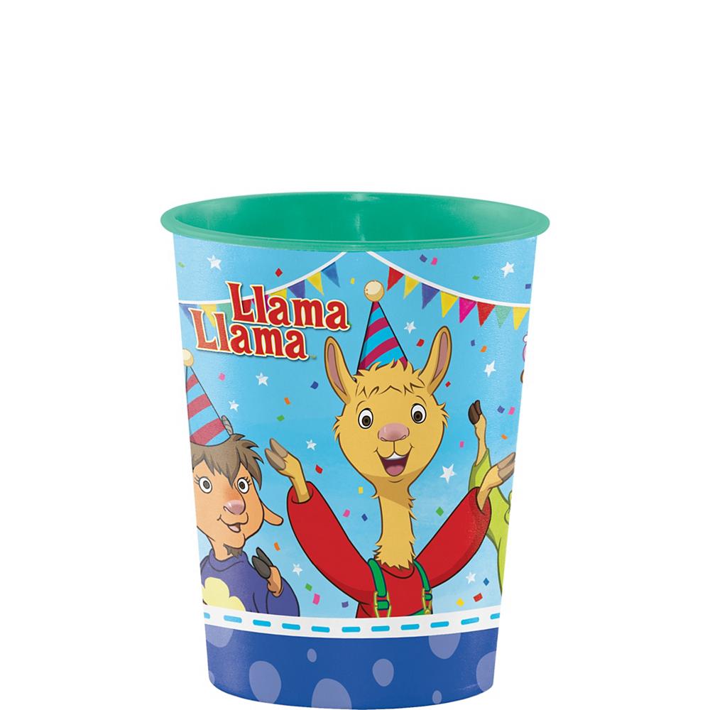 Llama Llama Favor Cup Image #1