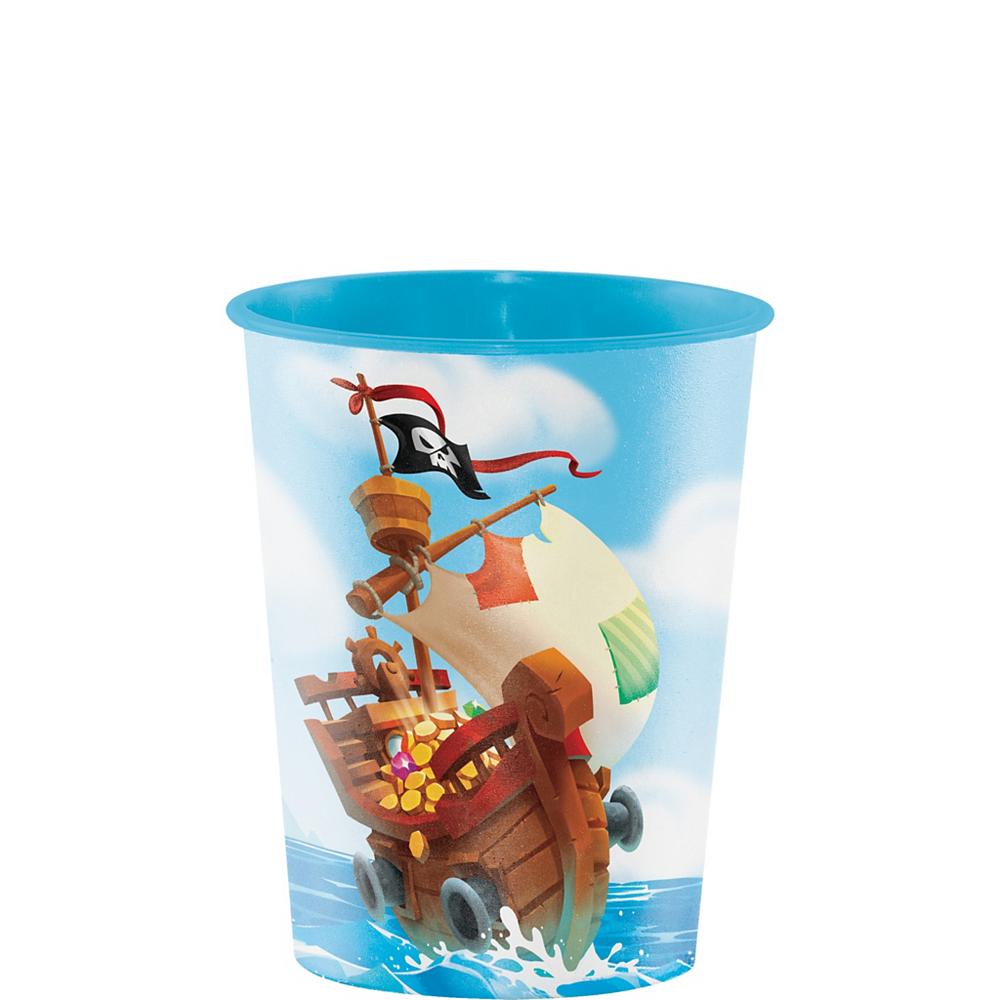 Treasure Island Pirate Favor Cup Image #1