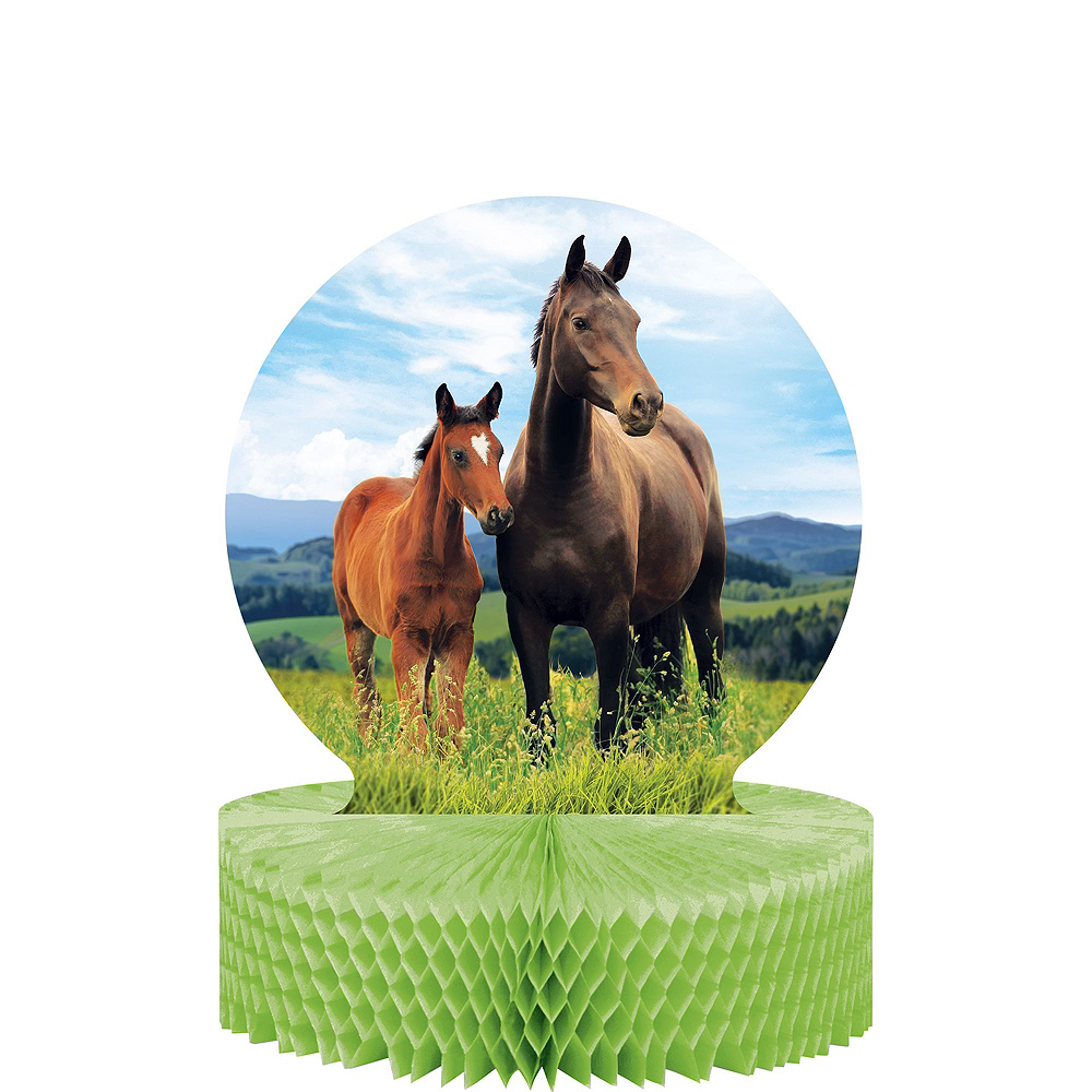 Wild Horse Tableware Kit for 16 Guests Image #10