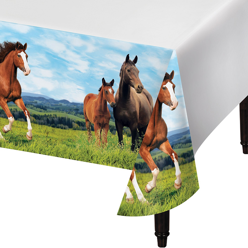 Wild Horse Tableware Kit for 24 Guests Image #8