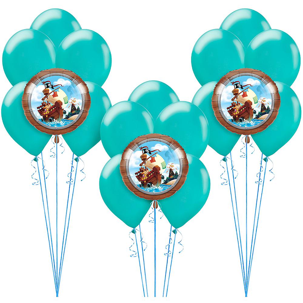 Treasure Island Pirate Balloon Kit Image #1