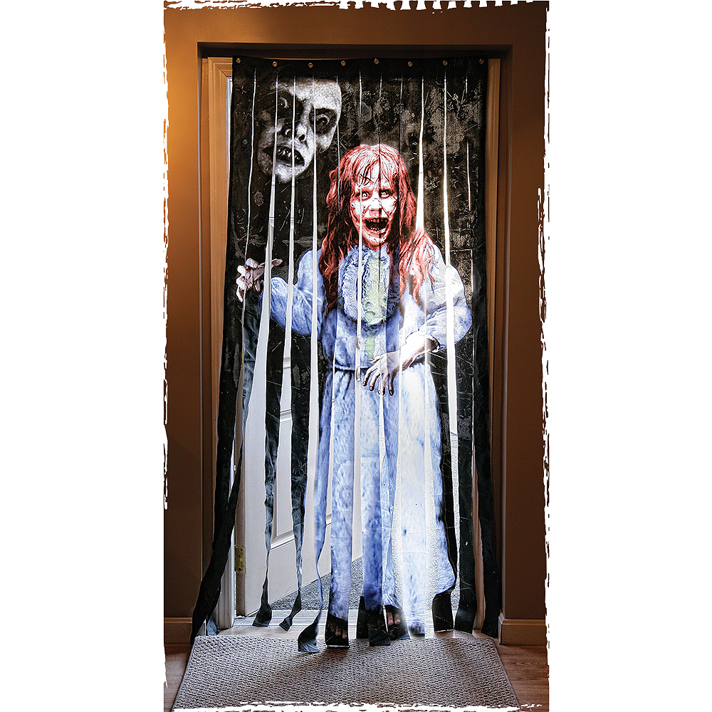 Regan Doorway Curtain - The Exorcist Image #1