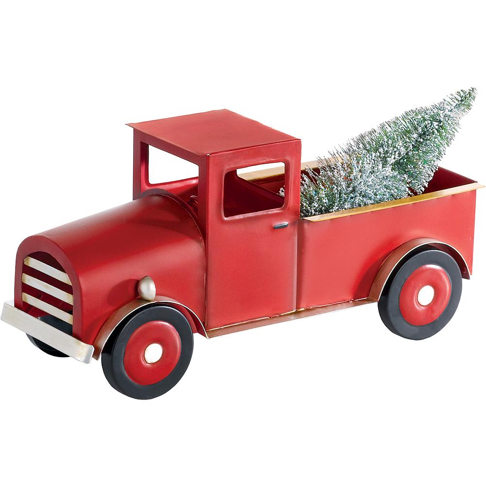 Christmas Tree Pick-Up Truck Image #1