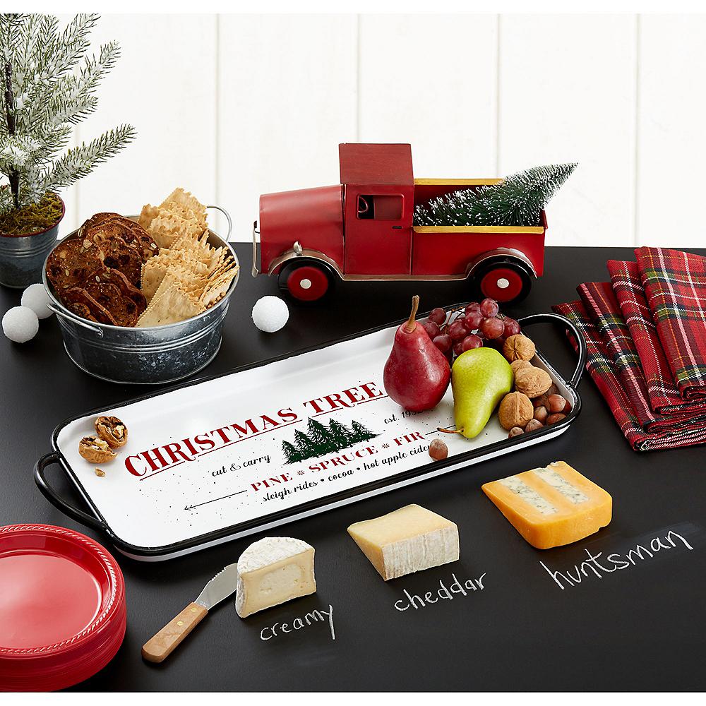 Christmas Tree Pick-Up Truck Image #3