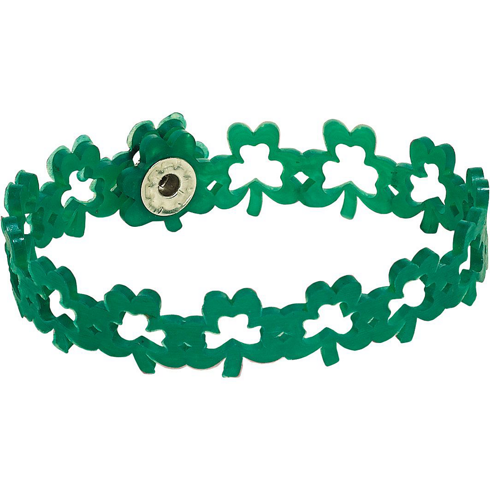 St. Patrick's Day Shamrock Party Favors Kit for 24 Guests Image #4