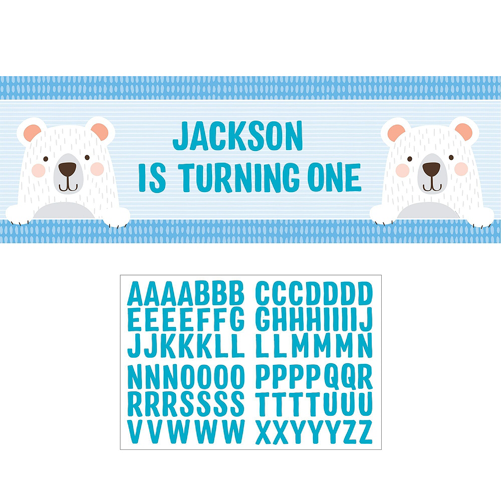 Super Beary Cute 1st Birthday Party Kit for 32 Guests Image #12