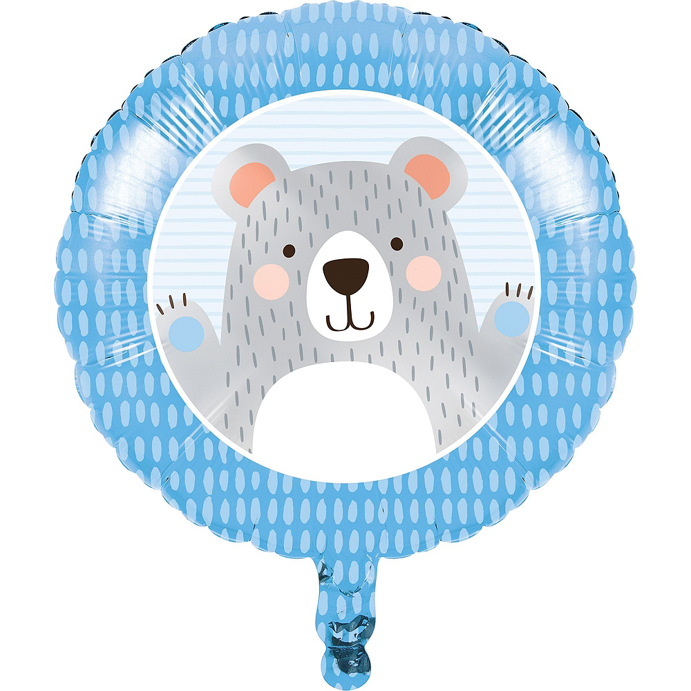 Super Beary Cute 1st Birthday Party Kit for 32 Guests Image #14
