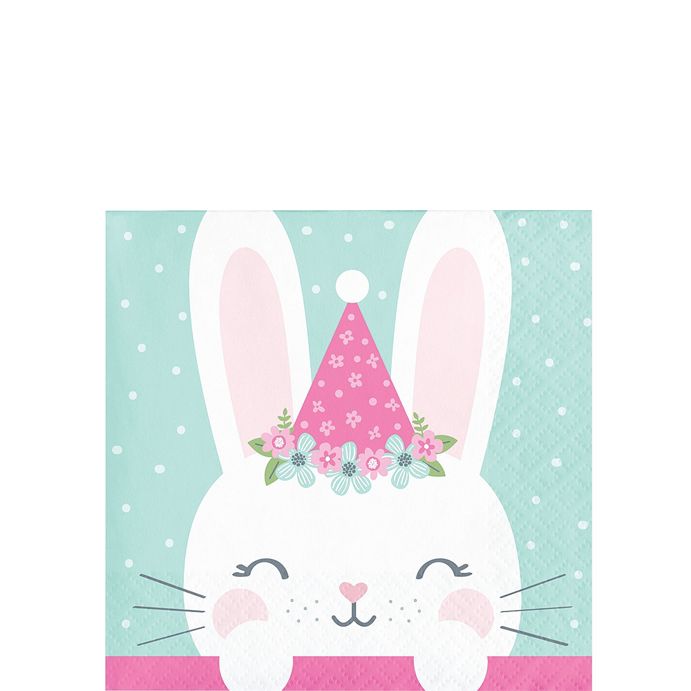 Super Some Bunny Baby Shower Party Kit for 32 Guests Image #4