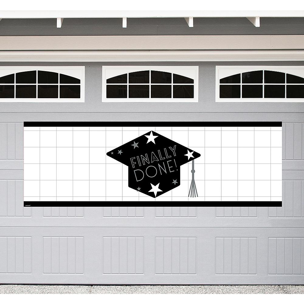 Grid Graduation Outdoor Banner Image #1