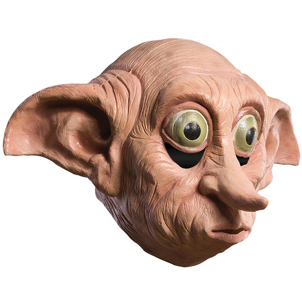 Latex Dobby Mask - Harry Potter Image #1