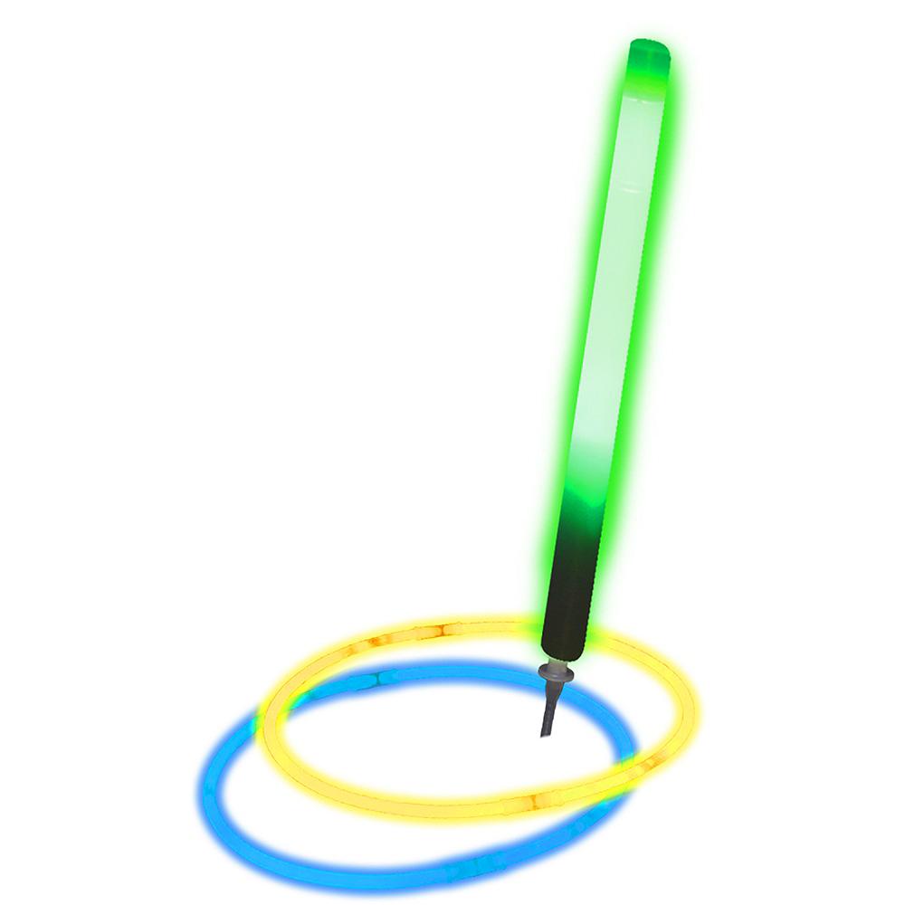 Glow Ring Toss Game Image #3