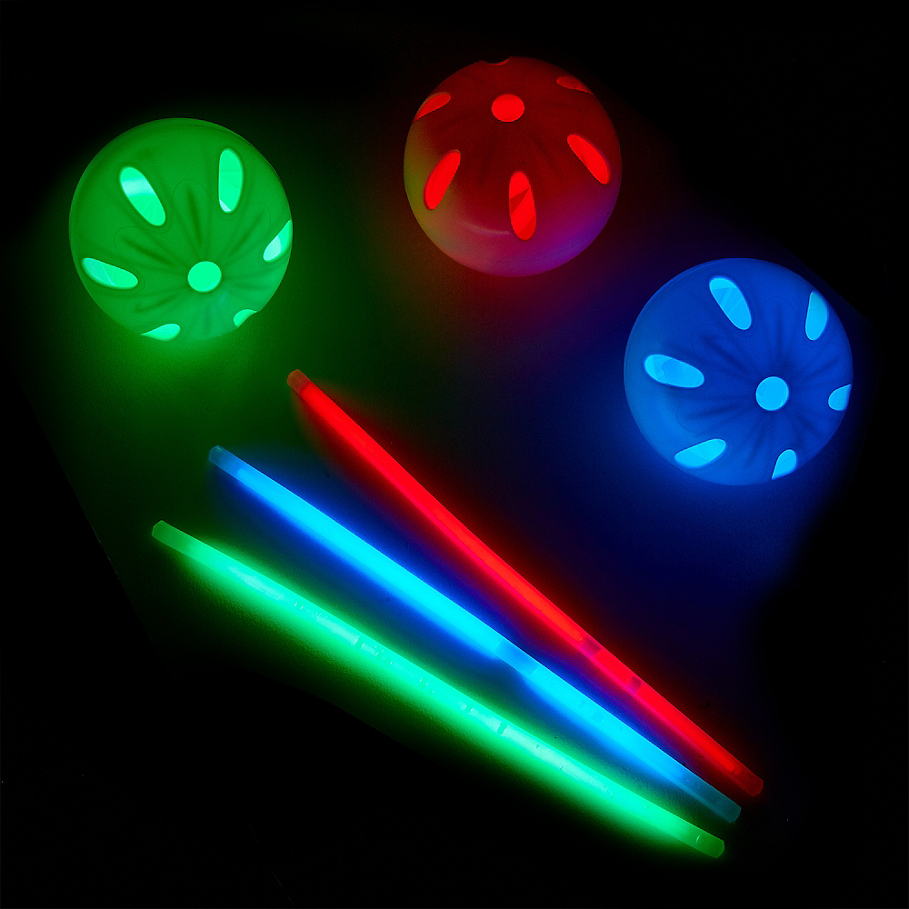The Glow Ball Pack 3ct Image #2