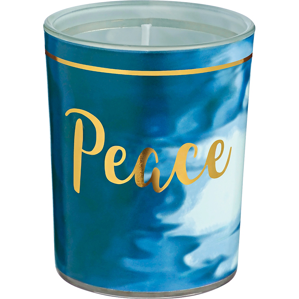 Nav Item for Peace, Love & Light Votive Candles 3ct Image #3