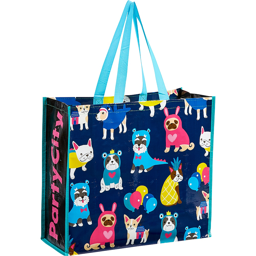 Nav Item for Pup Parade Tote Bag Image #1