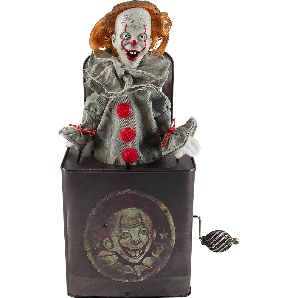 Animated Pennywise Jack In The Box - It Chapter 2 Image #2
