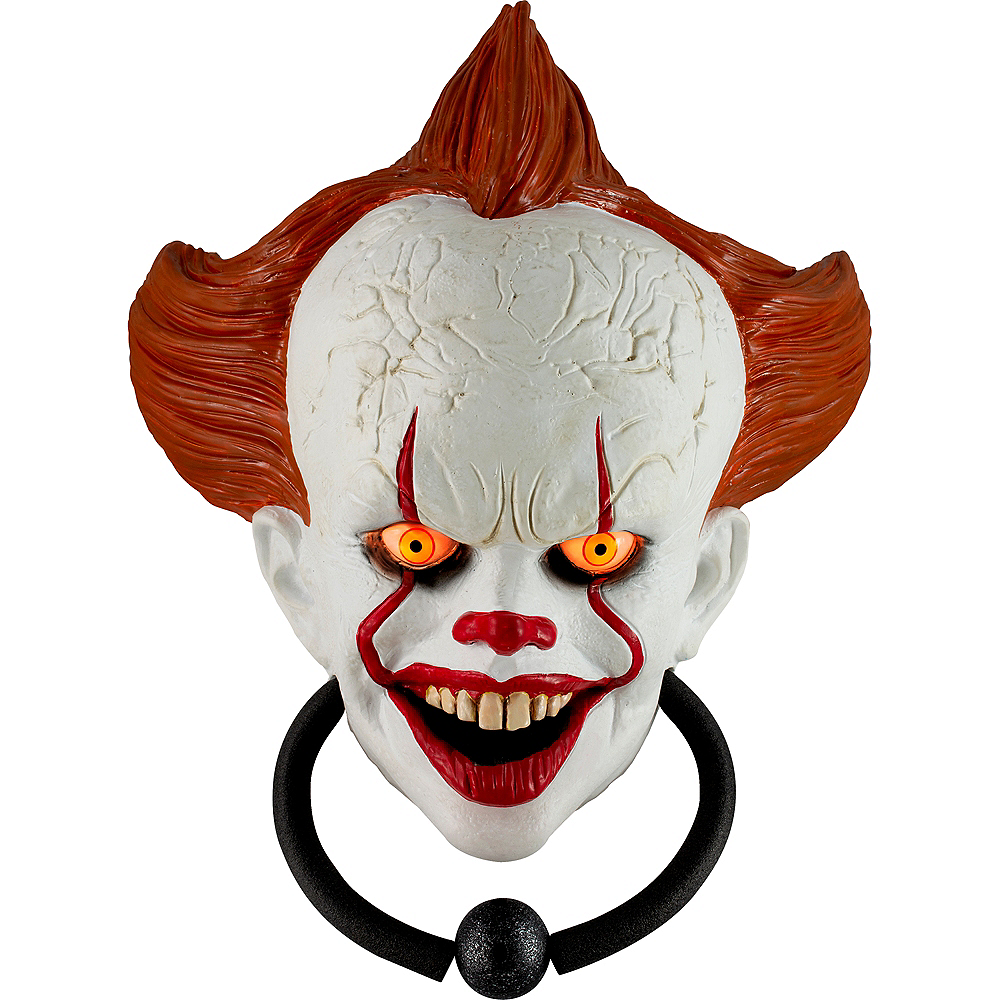 Animated Pennywise Door Knocker - It Chapter 2 Image #2