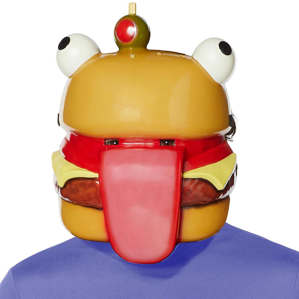 Beef Boss Mask - Fortnite Image #1