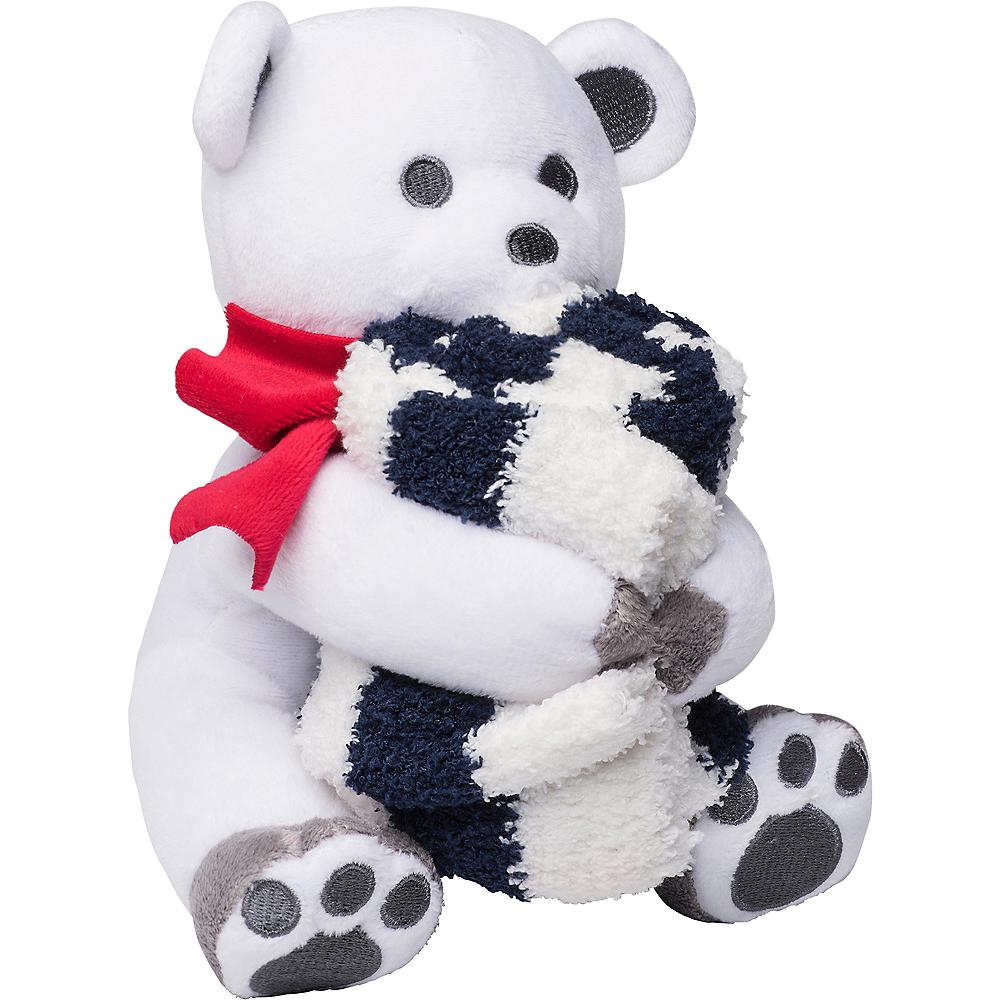 Bear Plush Doll & Sock Set Image #1