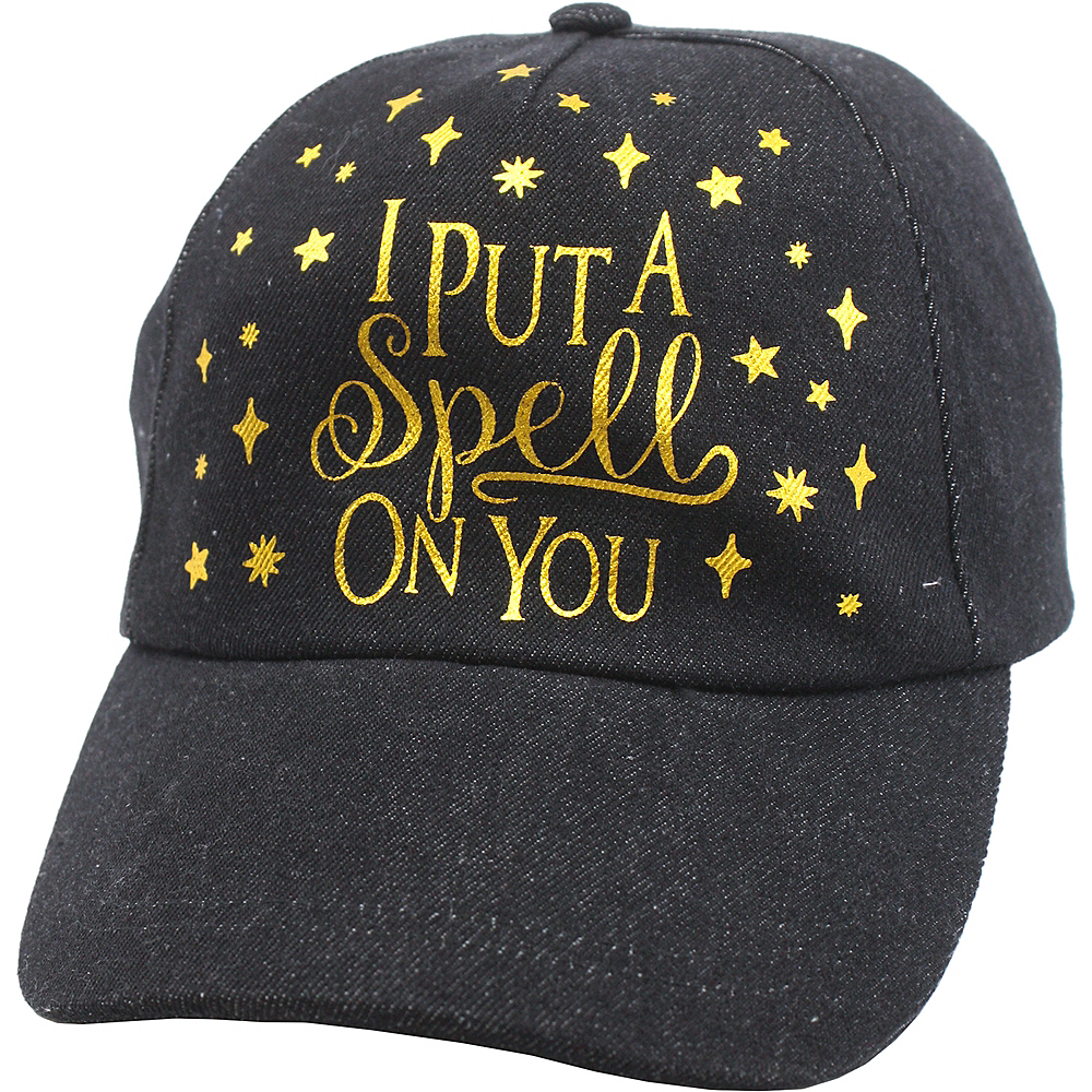 I Put A Spell On You Hat - Hocus Pocus Image #1