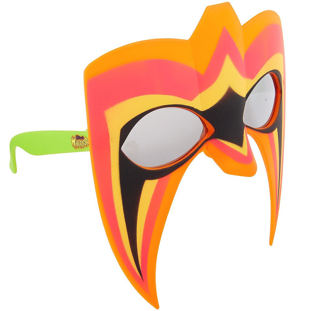 Ultimate Warrior Sunglasses - WWE Image #2