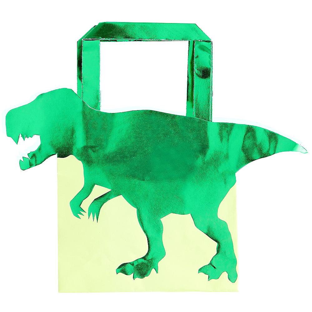 Roar Dinosaur Gift Bags 5ct Image #1